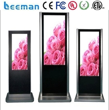 all format player lcd display Leeman P7.62 SMD hd lcd advertising player
