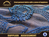 P/D fashion cheap net fabric jacquard knitting fabric in fullgold keqiao china