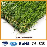 Good quality landscaping artificial grass turf for swimming pools