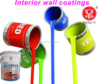 Interior Wall Waterbase Acrylic Emulsion Paint for interior use