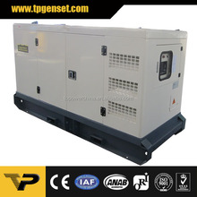 30kw/38kva rated power AC three phase output diesel generator powered by Deutz