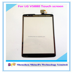 Front glass touch lens For LG G Vista VS880 touch screen Verizon