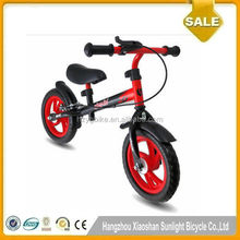 kid bike balance bmx bike/child bicycle no pedal