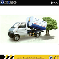 XCMG 4*2 Garbage Can cleaning Truck