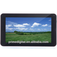 9 Inch Cheap Tablet PC with Front and Back Camera Android 4.0 wifi 5point capacitive mini MID