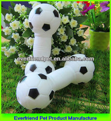 15.1cm Football Dumbbell cheap pet products cat