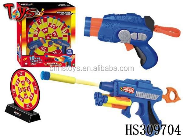 Target Toy Guns : Yellow bullet with target airsoft guns toy gun buy