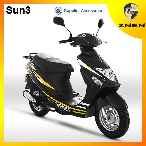 Znen motor f sun3 cheap gas scooter eec epa dot for Cheap gas motor scooters