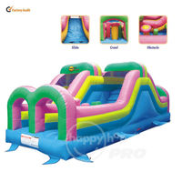 Adventure Zone-1001 Inflatable Bouncy Slide Commercial