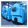 carbón/madera de calefacción de la caldera, de combustible de carbón, madera de vapor despedido/caldera de agua caliente para