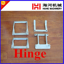 ISO9001:2008 foundry customized Manufacturer investment casting stainless steel hinge
