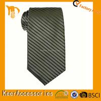 NEWEST Design Stripe Mens 100% Silk Necktie