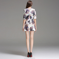 Designed fashion elegent new model frocks dresses