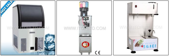 Hight qualidade comercial macio máquina de sorvete para venda