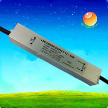 IP67 25W 2A 12V constant voltage led driver manufacturer 3 years warranty CE&ROHS approval