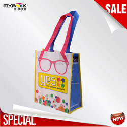 Online Shopping Folding Shopping bag PP non-woven tote bag