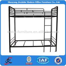 2015 best selling metal bunk bed for hotel hostel dorm army cheap double bunk bed frames
