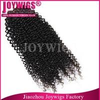 Hot sale style 100% virgin raw hair Mongolian cheap braiding hair