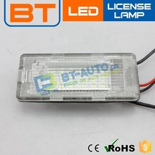 Led Canbus License Plate Lamps E39 E60 E82 E88 E90 1.8w Number Palte Lights For Car