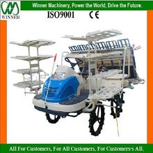 hot sale! 2014 new 6 rows 2ZG-6 4wd kubota rice transplanter