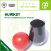 100% water soluble humic acid fertilizer potassium humate flake for water flush foliar Drip Irrigation fertigation application