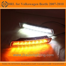New High Quality Arrival LED Daytime Running Lights for Volkswagen Beetle Super Bright LED DRL for Volkswagen Beetle 2007-2010