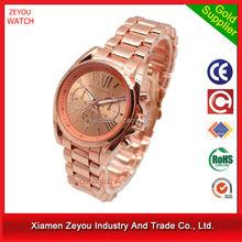 R0791 (*^__^*)Newest promotional japan miyota watch,alloy case japan miyota watch