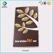 Lowest Price Wholesale Paper Programmable Thank You Letter Gift Card