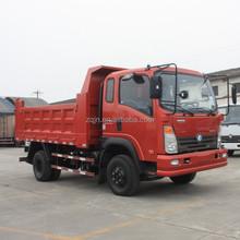 Sinotruk CDW 110hp 4 x 2 caminhão 3.5 toneladas