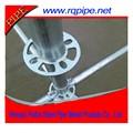 Superior Q235 Q345 de acero galvanizado Ringlock andamios con alta calidad