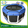 "Durable 45"" Diameter x 24"" Puppy Exercise Pen Dog Playpens"