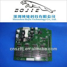 solvent printer infiniti printhead board 16H for FY 33vb 33vbx printer with xaar 128 print head