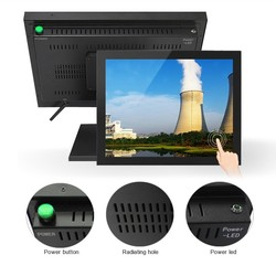 all in one pc touchscreen monitor good quality made in china