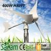 micro wind power 600W 12V