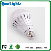 CE/ROHS thermal conductive plastic 3w 220lm parts dimmable LED bulb