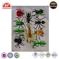 Plastic Kids Insect Toy, High Quality Cheap Insect Toy