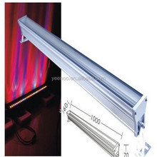 China zhongshan factory 36w RGB led wall washer for bar /building outdoor decoration