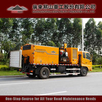 CLYB-CY2000 truck mounted asphalt recycling equipment