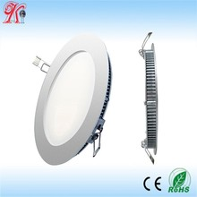 Ultra Flat High bright18W Round led panel light for office