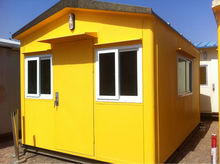 Prefabricated Houses & Offices Containers