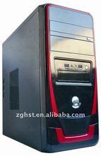 Desktop computer case