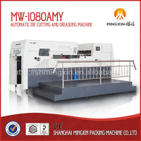 Cheap price Fully Automatic vacuum suck die cutting machine 2500*1400mm