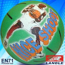 basketball equipment heavy material mesh basketball