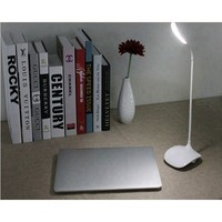 Fashion Dimmable Touch Sensor LED Reading Light USB Rechargeable Desk Table Lamp