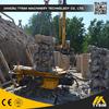 concrete road cutter KP400S, hydraulic concrete breaker