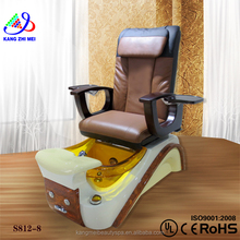 Beauty salon furniture for sale portable pedicure spa chair (km-s812-8)