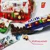 Dafa milk chocolate with sticker,mylikes milk chocolate,dairy milk chocolate