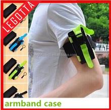 Super cheap wholesale running exercise nylon mobile phone arm case for running joging