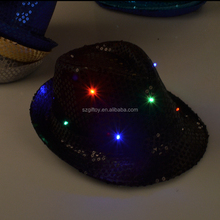 LED flashing hat for dancing party