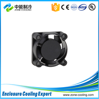 DC 5V 12V 25x25x7mm brushless axial cooling fan